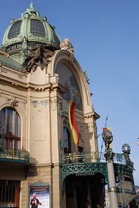 Old Town Prague 8