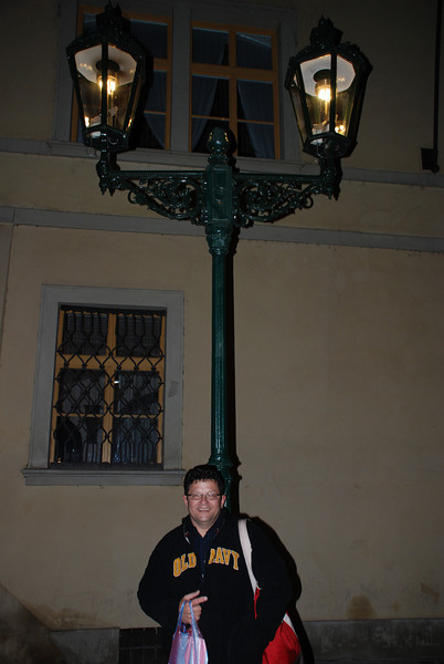 Tony and Gaslight in Prague 2