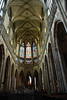 Inside Prague Castle Cathedral 3