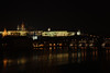 Prague Night Scene Near Water 26