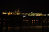 Prague Night Scene Near Water 23