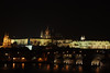 Prague Night Scene Near Water 30
