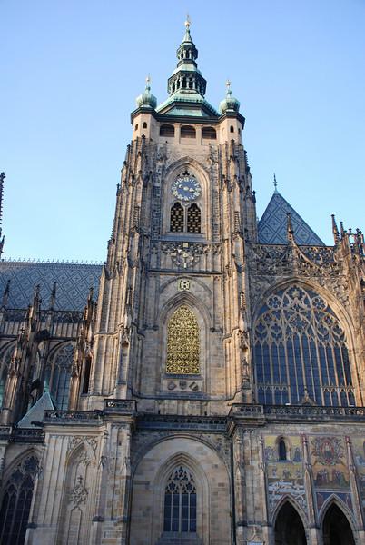 Prague Castle Cathedral 11