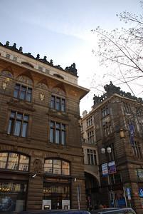Old Town Prague 5