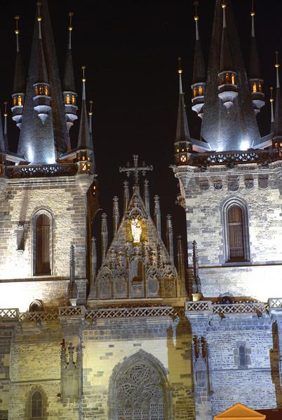 Prague Old Town At Night 4