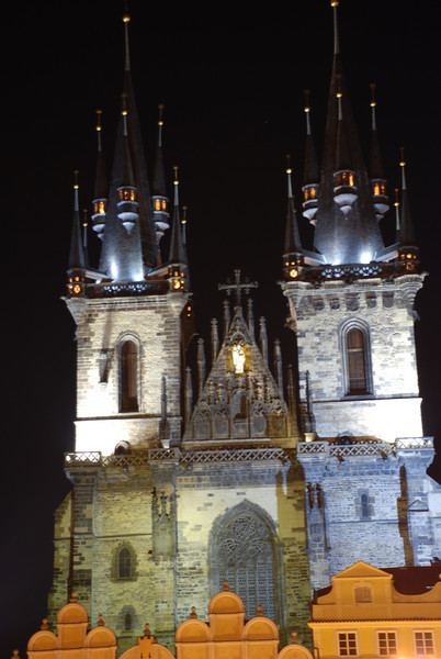 Prague Old Town At Night 2