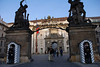 Tony at Prague Castle 1