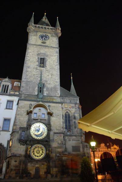 Prague Old Town At Night 7