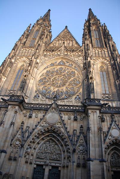 Prague Castle Cathedral 1