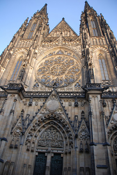 Prague Castle Cathedral 2