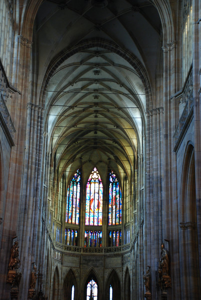 Prague Castle Cathedral 4