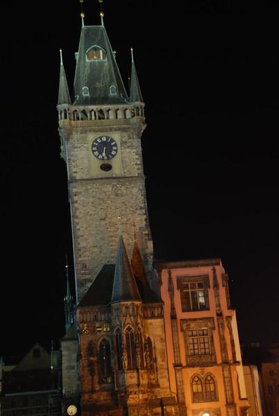 Prague Old Town At Night 13