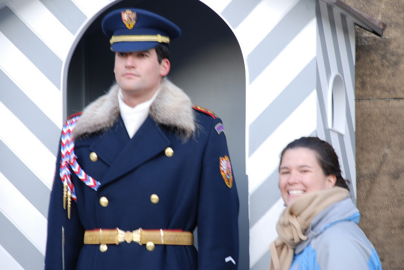 Anna and Guard 2