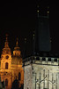 Prague Towers at Night 2