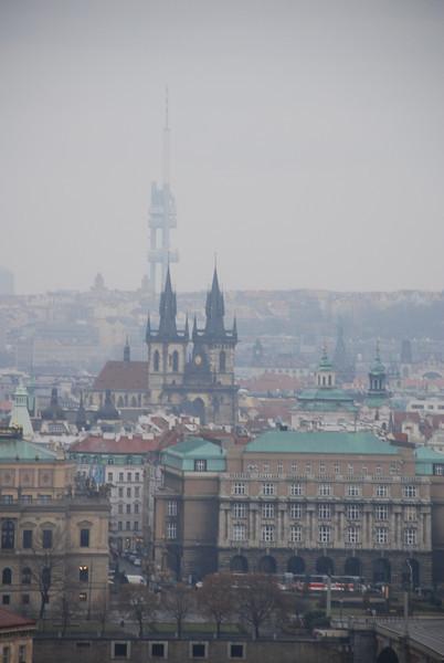 Prague Skyline 13