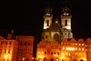 Prague Old Town At Night 6