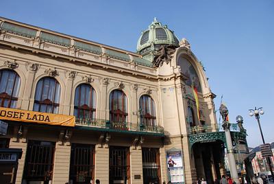 Old Town Prague 7