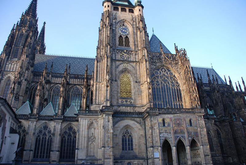 Prague Castle Cathedral 9