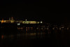 Prague Night Scene Near Water 25