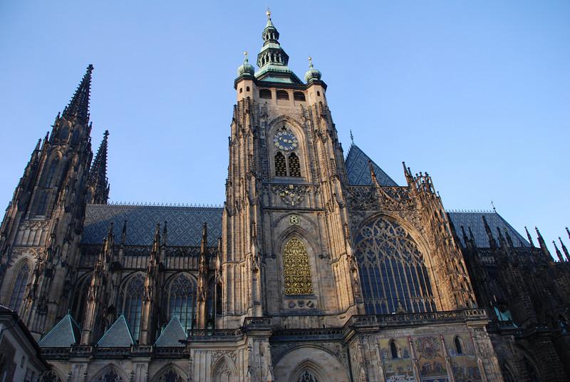 Prague Castle Cathedral 8