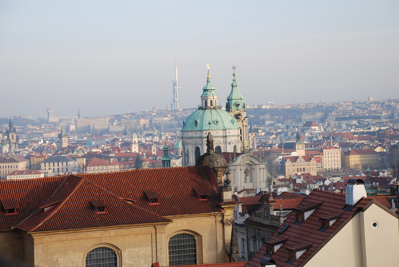 Prague Skyline 1
