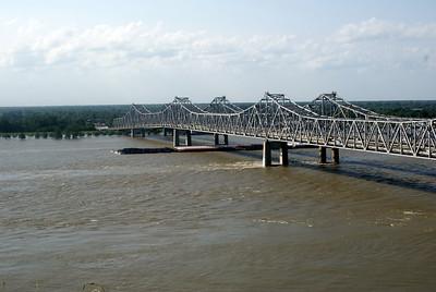 Mississippi River Bridge, Natchez, MS