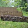 Frank Lloyd Wright's Fallingwater.