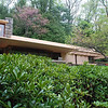 The guest house at Fallingwater.