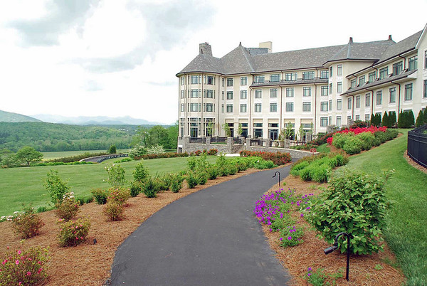 The Inn on Biltmore Estate.