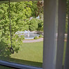 View from our room at the Greenbrier.