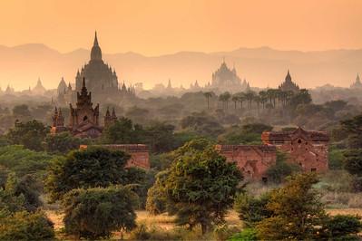 """Burma January 2014 with Chris Leahy """"Bagan"""""""