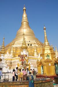 "Burma January 2014 with Chris Leahy ""Schwedegon Pagoda"""