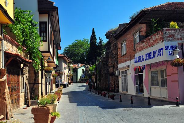 Vakker by..og Tyrkarane var svært stolte over byen sin..