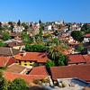 Utsikt over gamlebyen i Antalya.. Ein fantastisk flott by!!