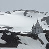 The most southern Russian Orthodox church - on King George Island Antarctica.