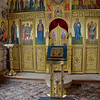 We visited the small Orthodox Church constructed at Russia's Bellingshausen Antarctic research base.<br /> December 11, 2017