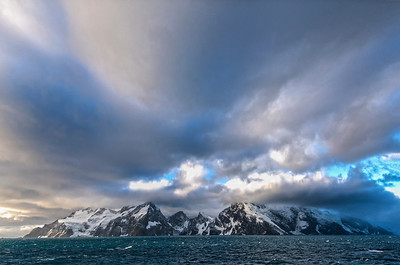 Sunrise_Elephant Island-2