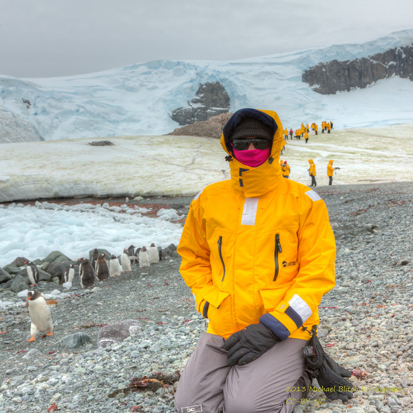 """[Filename: Antarctica HDR 2013-503.jpg]<br /> Copr. 2013 Michael Blitch<br /> Photo geoencoded at: 63°54'13"""" S 60°47'27"""" W<br /> [ <a href=""""http://maps.google.com/?q=-63.90366222"""">http://maps.google.com/?q=-63.90366222</a>,-60.79080427 ]"""