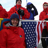 At the Antarctic Circle