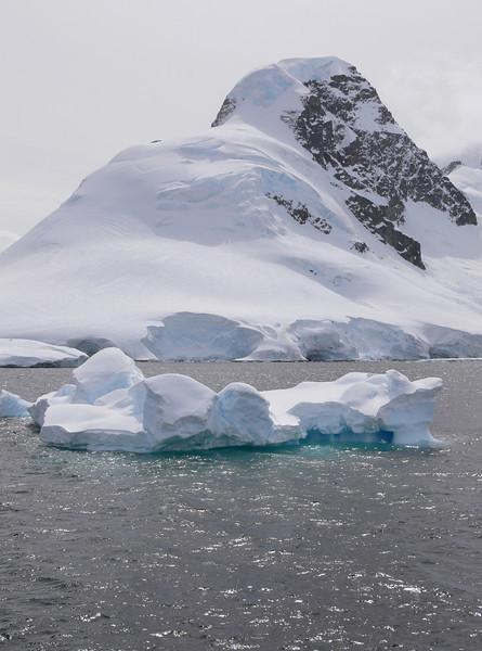 Antarctica scenery