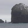 Sewing needle rock formation