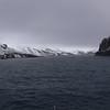 Sailing through Neptune's Bellows into the caldera