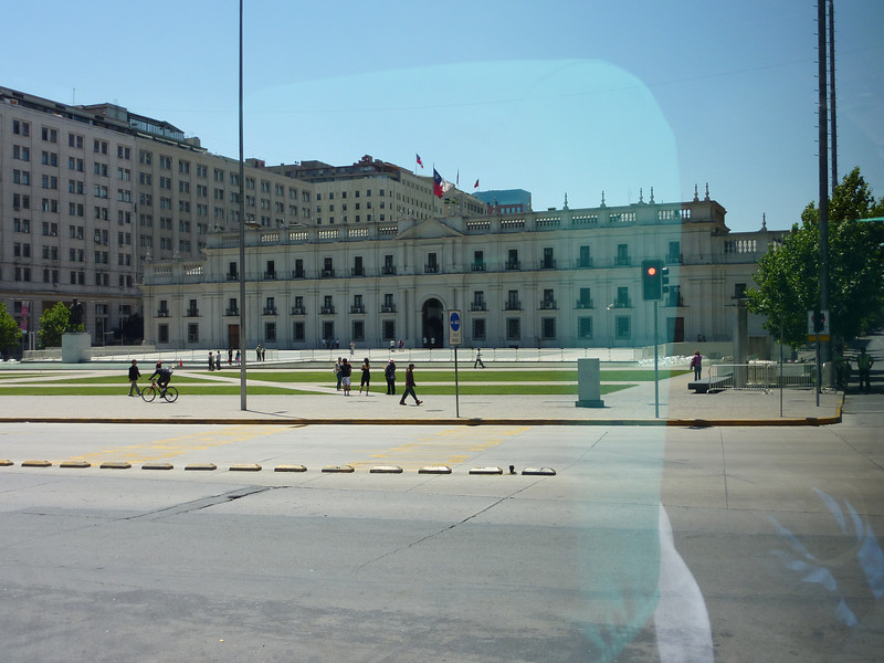 Presential Palace from Citizenry Square