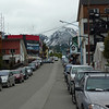 A street in Ushuaia