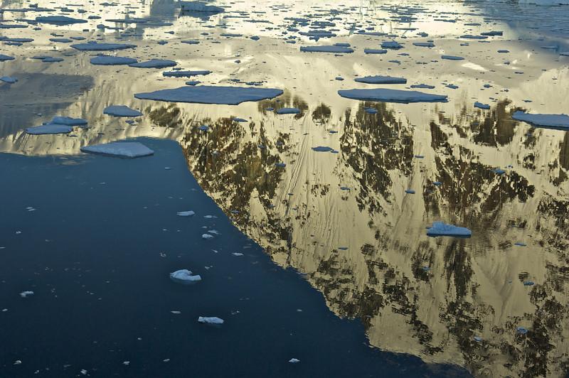 Gerlache Strait reflection