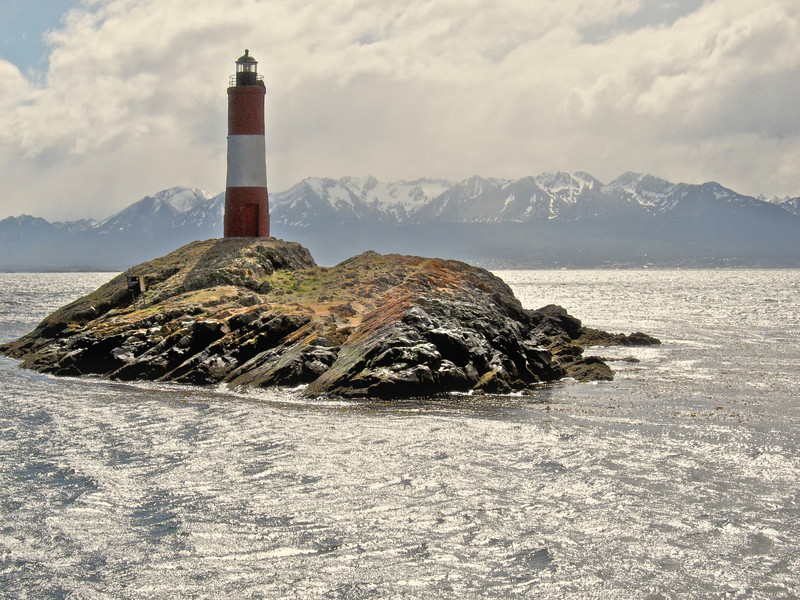 Les Eclaireurs Light, Beagle Channel, near Ushuaia, Argentina (Photo by Jenny Bradley)