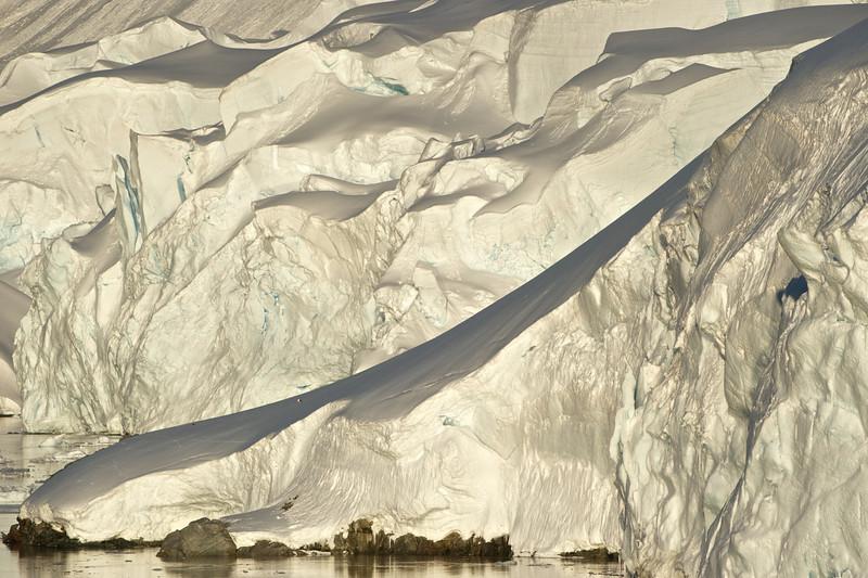 Maritime Glacier