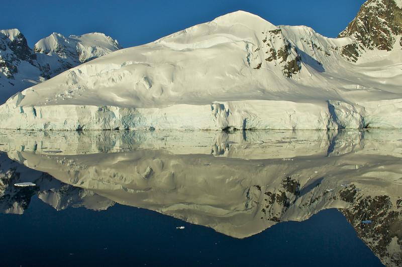 Gerlache Strait reflections II