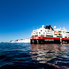 Hurtigruten Ship, MS Fram, that sailed to Antarctica