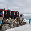 Port Lockroy, Antarctica cruise with MS Fram